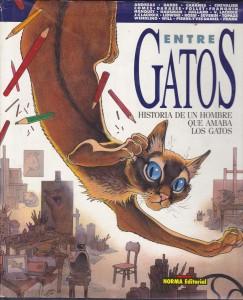Entre gatos