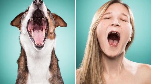 Como los dueños de los perros son capaces de imitar a sus mascotas